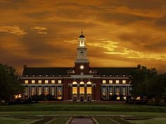 Nothing like Oklahoma State University. Oh the feeling I get about my Alum!!