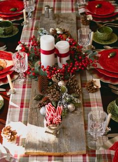 PLAID DECOR is a perfect winter decor with tables ,beds.chairs covered with plaid covers.IT is also known as tartan which is a traditional way of decorating the house.EVEN the stairs,garlands ,wreath and tree skirts can be decorated with plaid fabric.WE can use plaid fabric for making anything we like like the cusion covers ,the blanketRead more