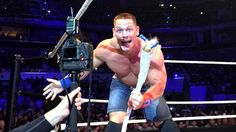 Watch what happens after a ring rope snaps during John Cena vs. Big Show at WWE Live Manila Wwe Live Events, Expert Witness, Big Show, John Cena, Manila, Sports News, Wrestling, Shit Happens, Concert