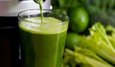 Investir em suco detox de couve para emagrecer