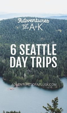 6 Seattle day trip ideas and itineraries including Leavenworth Orcas Island Bellingham Tacoma Whidbey Island and La Conner Seattle Travel Guide, Seattle Vacation, Seattle Hiking, Jamaica Vacation, Vacation Style, Cool Places To Visit, Places To Travel, Travel Destinations, Holiday Destinations