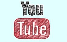You Tube sketched logo / icon, made with Adobe Illustrator See the sketch tutorial here: cbhdesign.dk/ikoner-sketch-look.html Awesone ways to advertise your offers with uTube videos