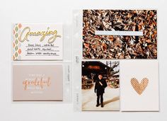 The Digital Press :: Pocket Scrapbooking :: Journaling Cards :: November Documented - Cards
