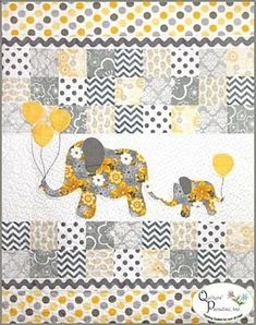 Fan Friday: Gray Matters Quilt from Quilters Paradise | Camelot Fabrics. Freshly Made