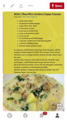 Slow Cooker Recipes, Crockpot Recipes, Cooking Recipes, Healthy Recipes, Chicken Recipes, Healthy Soup, Recipes With Kale, Kale Soup Recipes, Copycat Recipes