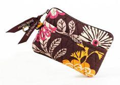 Bella Taylor Cocoa Le Fleur Gadget Pouch * Click image for more details.