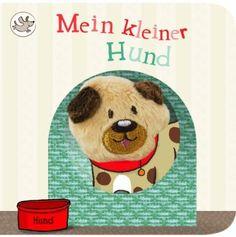 Fingerpuppe Hund: Mein kleiner Hund