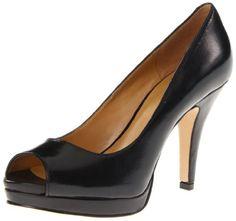 Nine West Women's Danee Open Toe Pump Platform « Shoe Adds for your Closet