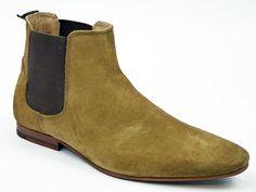 Ripy BEN SHERMAN Retro 60s Mod Chelsea Boots (ST) | http://www.atomretro.com/11866