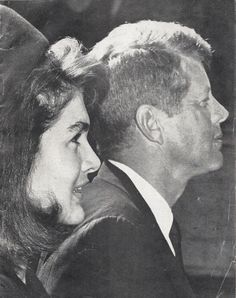 """President  ~~ John Fitzgerald Kennedy (May 29, 1917 – November 22, 1963) and First Lady Jacqueline Lee (Bouvier) Kennedy Onassis """"Jackie"""" (July 28, 1929 – May 19, 1994)  ❤❤❤ ❤❤❤❤❤❤❤   http://en.wikipedia.org/wiki/John_F._Kennedy  http://en.wikipedia.org/wiki/Jacqueline_Kennedy_Onassis"""