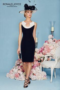 Modest Beaded Mother Of The Bride Dresses Irregular Neckline Knee Length Ronald Joyce Formal Gowns Sleeveless Evening Wear