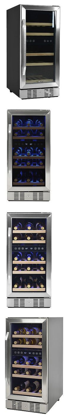 Wine Fridges and Cellars 177750: Newair 29 Bottle Dual Zone Built-In Wine Refrigerator -> BUY IT NOW ONLY: $590.66 on eBay!