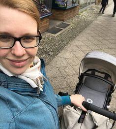 Auf dem Weg zum Flohmarkt mit Kinderwagen   Mehr Infos auf Mamaskind.de