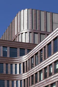 Bruce C. Bolling Municipal Building / Mecanoo + Sasaki Associates / Roxbury, Boston, MA, USA