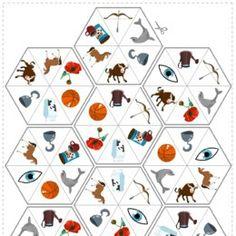 Najnowsze ćwiczenia, zabawy i gry do wydrukowania. - Printoteka.pl Speech And Language, Kids Education, Board Games, Playing Cards, Kids, Early Education, Tabletop Games, Playing Card Games, Languages