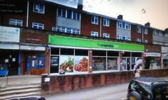 The supermarket where I worked.It offers the clients local food at low prices