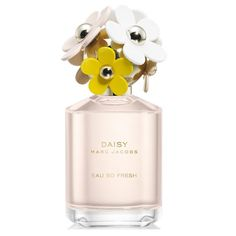 3. Favorite Perfume: Daisy Eau So Fresh by Marc Jacobs ♥ Great for summer, light but inviting. This is the perfume that wears well on you, lots of compliments.