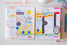 See how this planner nerd fuses her Erin Condren planner with a Kikki K binder. Plus, get a peek insider her completed month of January.
