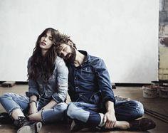 SS14 Amsterdams Blauw #Menswear #Denim #Fashion www.zonetwouk.com