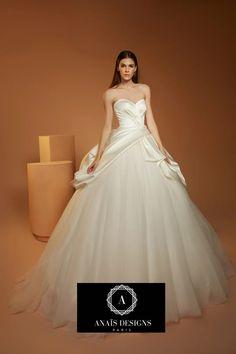 One Shoulder Wedding Dress, Marie, Wedding Dresses, Fashion, Sweet Dress, Gowns, Bride Dresses, Moda, Bridal Gowns