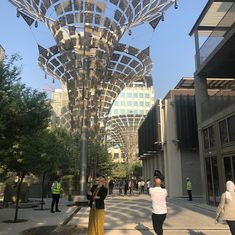Expo 2020, Dubai Uae, Worlds Of Fun, Pavilion, Louvre, Fair Grounds, Travel, Voyage, Gazebo