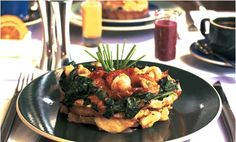 Dining: Brunch at Norma's