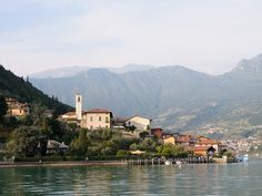 Located on an island of the same name, the town of Monte Isola sits in the middle of one of Italy's prettiest lakes, Lake Iseo. To get there, you'll need to drive an hour and a half from Milan, then take a 20-minute ferry ride across the lake from the town of Iseo, but it's well worth the effort. The quaint town boasts many excellent trattorias, lakeside cafés, cozy B&Bs, and the beautiful Madonna della Ceriola chapel, nestled at the summit of the island.