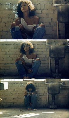 Just finished watching this, one of my favorite movies #flashdance #Jenniferbeals #whatafeeling #imightbeinlovewithher