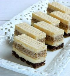 Taste of life: Sedmo nebo Baking Recipes, Cookie Recipes, Dessert Recipes, Mini Cakes, Cupcake Cakes, Croation Recipes, Rodjendanske Torte, Kolaci I Torte, Individual Cakes