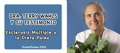 Dra. Terrry Wahls y la Dieta Paleo - Dieta Paleo. Cómo superó la esclerosis con suplementos y dieta paleo. El encogimiento del cerebro y los nutrientes necesarios para fortalecer las mitocondrias