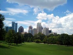 The beautiful Piedmont Park! Brought to you by HardwareNation.com - Technology for your business.