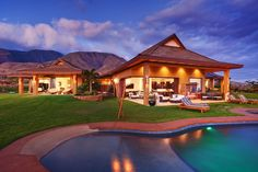 A fabulous Maui home