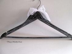 Groom Hanger. Gift for Groom. Bridal Hanger. Personalized Wedding Hanger. Groomsmen Gift. Wedding Name Hanger. Bridal Groom Hanger. by VintageShabbyRustick on Etsy