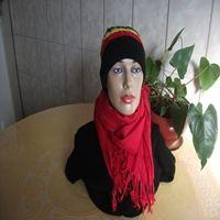 ECHARPE VERMELHO acesse : http://produto.mercadolivre.com.br/MLB-583735609-echarpe-feminino-vermelho-em-l-_JM