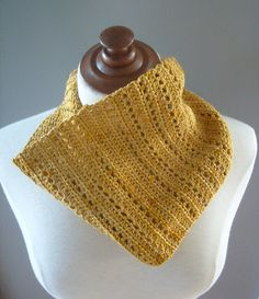 Ravelry: Golden Kerchief pattern by ACCROchet