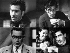 toshiro-mifune-collage