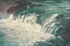 Hiroshi Yoshida Rapids 1928