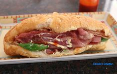 Carole's Chatter: Bacon Roll – delicious but decadent Bacon Roll, Hot Sauce, Quotations, Sandwiches, Rolls, Treats, Recipes, Food, Sweet Like Candy
