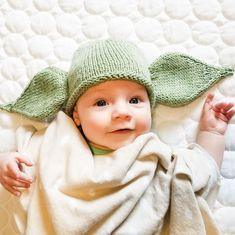 Kids Knitting Patterns, Baby Hats Knitting, Knitting For Kids, Loom Knitting, Knitted Hats, Hat Patterns, Baby Sewing Projects, Knitting Projects, Crochet Projects