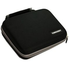 Western Digital WD Elements Black Vangoddy Hard Drive Carrying Case ( 500gb , 1tb , 1.5tb , 2.5tb , 3tb , 2tb External Hard Drive Hard Case ) for Western Digital WD Elements 2 TB USB 2.0 Desktop External Hard Drive Western Digital WD Elements Desktop Hard Drive Vangoddy Carrying Case!!!. Exterior hard shell is just that HARD, guaranteed not to bend or fold!!!. Unique case comes with Velcro cutable... #Vangoddy #PC_Accessory