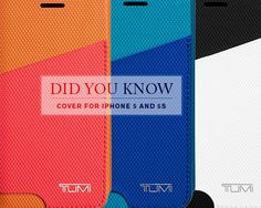 DID YOU KNOW:   Our ever-so stylish leather mobile covers for your iPhone 5 and 5S also have a sleek pocket to hold your ID and credit card.  For those times when you just need the essentials, leave behind the larger bag, our iphone cases will have you covered.
