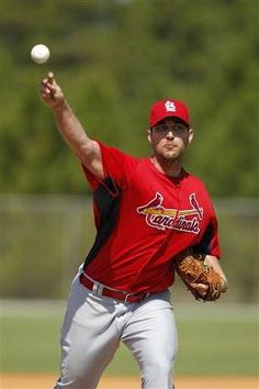 Adam Wainwright...hope he makes it back okay