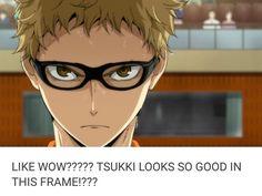 anime, hq, and Kei image