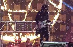 Mötley Crüe Final Show 12/31/2015. Staples Center