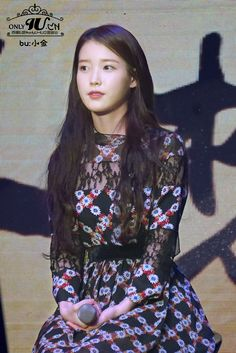 Flickr Scarlet Heart Ryeo Cast, Iu Fashion, Her Music, Debut Album, Best Actor, Korean Singer, Cute Girls, High Neck Dress, Actresses
