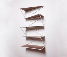 Natural Display Shelf by Andrew Perkins