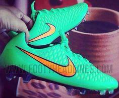 Green Nike Magista Opus 2015 Boot Leaked - Footy Headlines