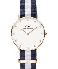 Ladies Daniel Wellington Ladies Classy Glasgow 34mm Rose Gold Watch 99.00 Watches2U