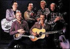 the Bluegrass Album Band