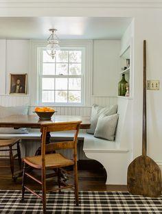 North Shore antique home renovation, MA. Architects Carpenter & MacNeille. Michael J. Lee Photography.